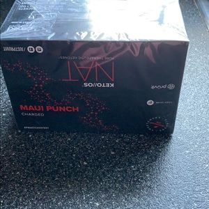 NAT Maui Punch- wrapped unopened box with 20 packs